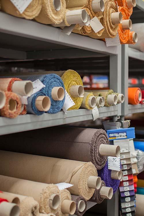 produzione di tessuti per arredamento e auto cartex italia