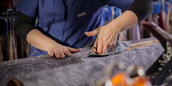 Produktion von raumtextilien und sofas cartex italia for Produzione tessuti arredamento